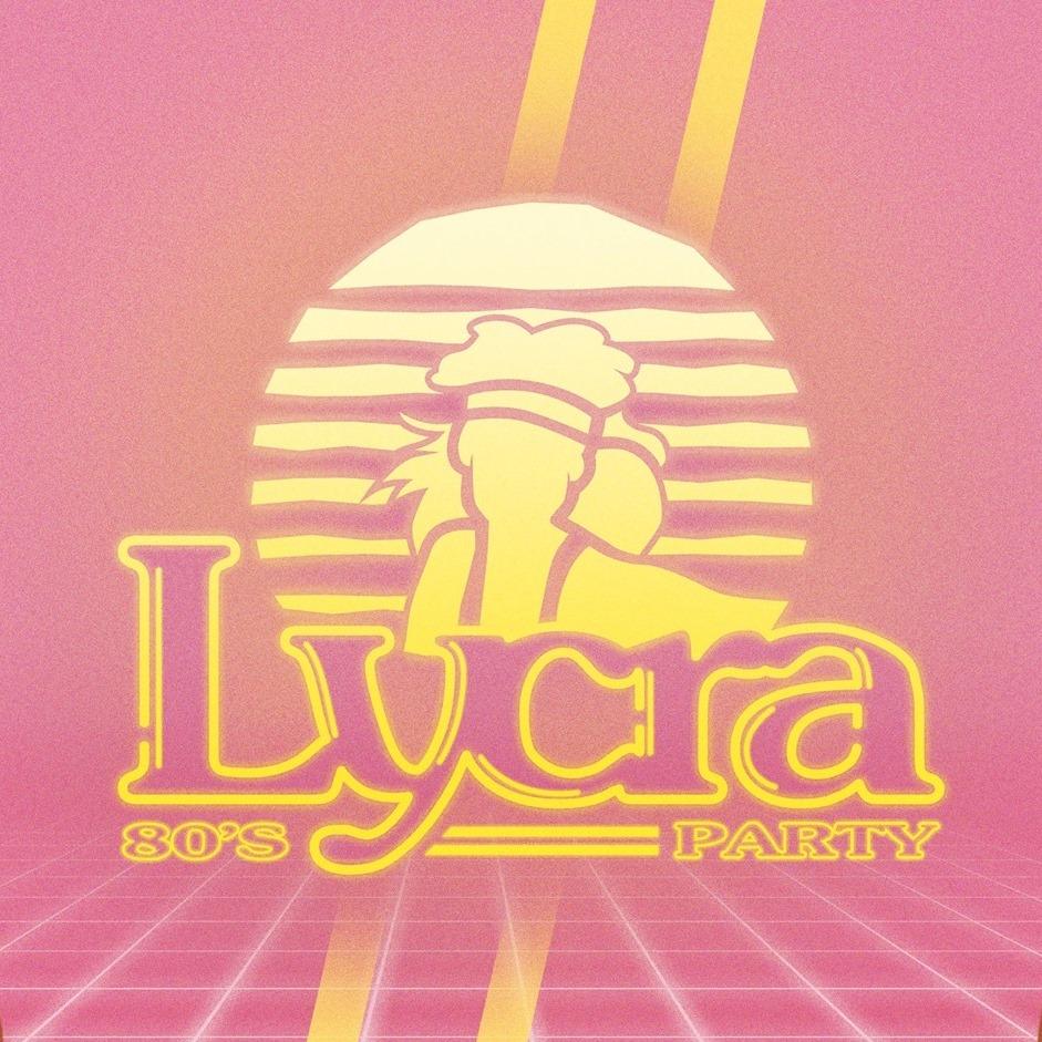 Lycra 80s Party
